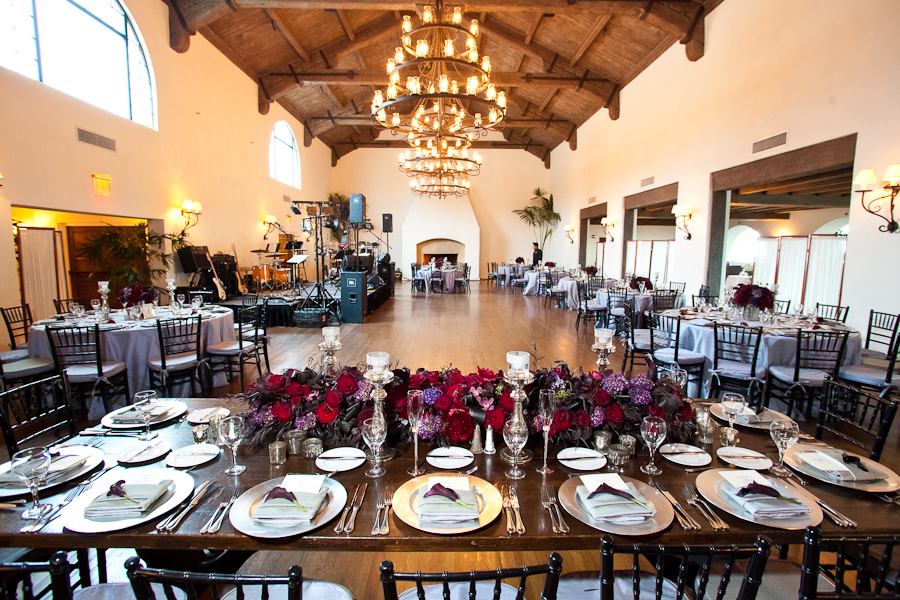 A Montecito Country Club Wedding ~ Sarah and Marco
