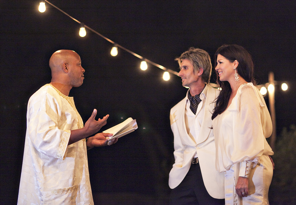 Ojai Private Estate Wedding ~ Cathryn & Gael ~ Featured in California Wedding Day
