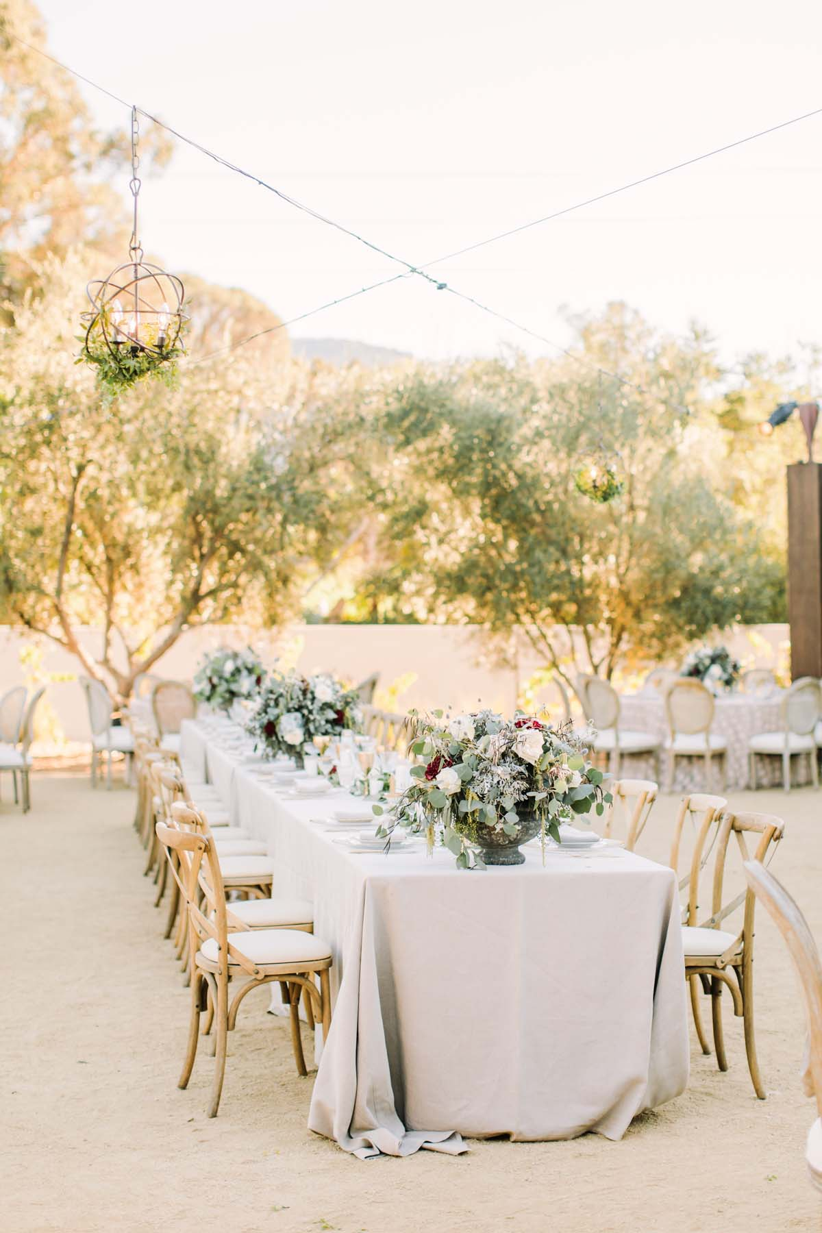 Topa Mountain Winery Wedding