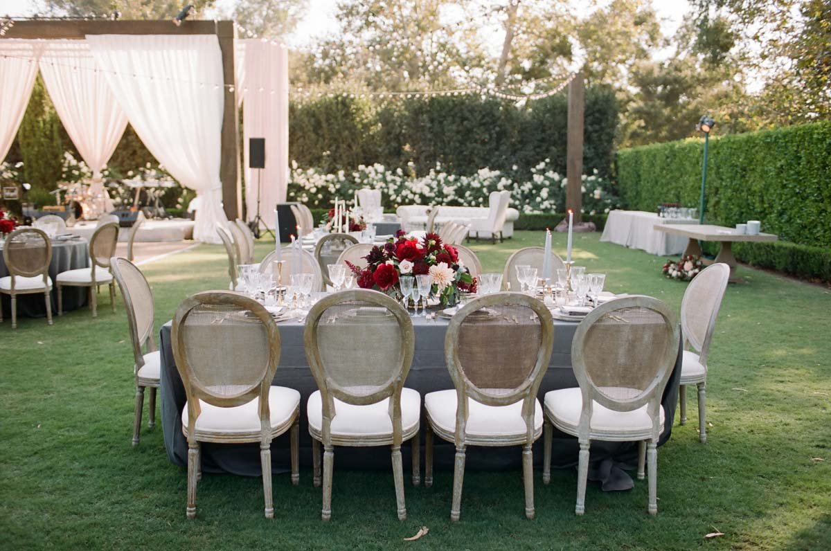 Villa Sevillano - Garden Wedding