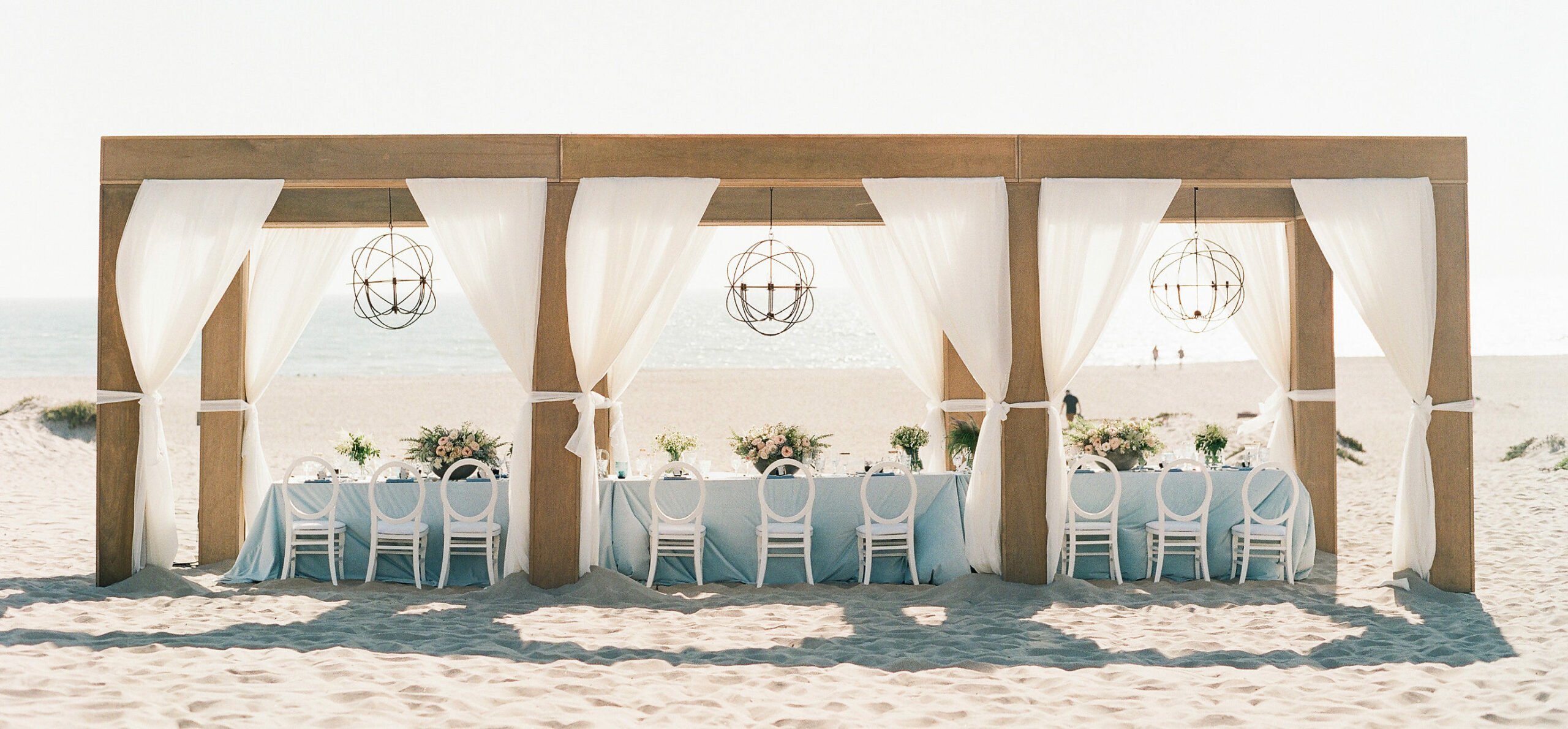 Beach Chic Wedding Inspiration