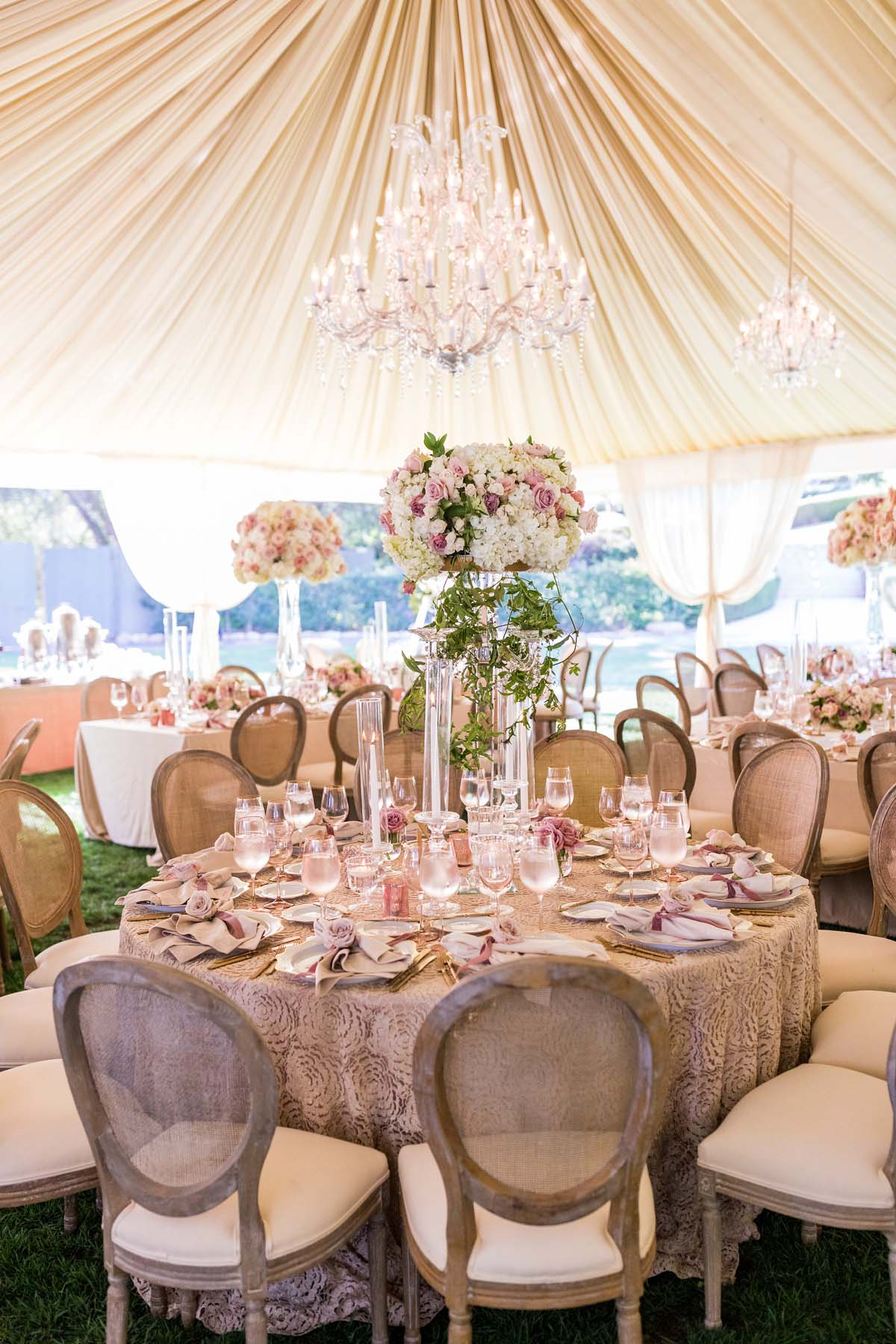 XOXO BRIDE Events presents Ojai Valley Inn Luxe Wedding