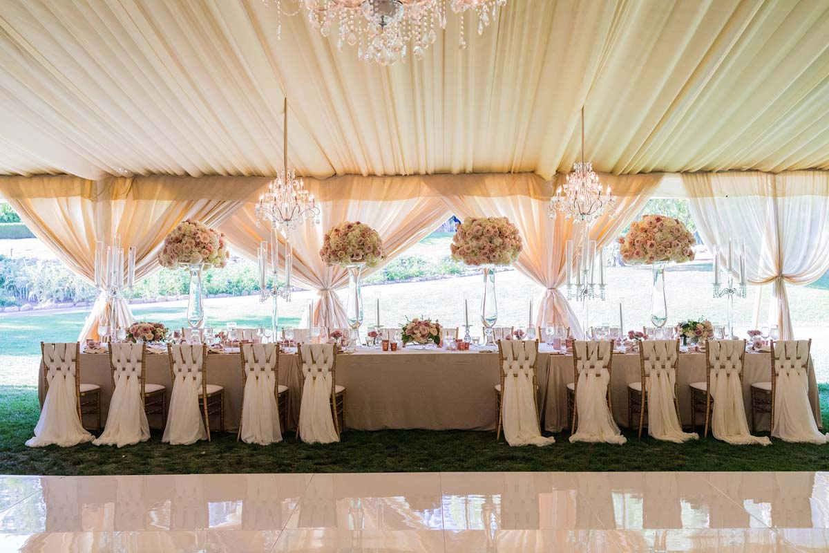 XOXO BRIDE Events presents Ojai Valley Inn Luxe Wedding