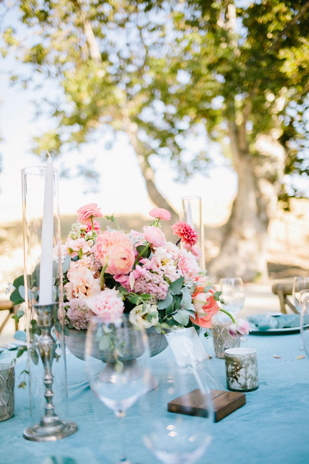 La Cuesta Ranch - Summer Wedding
