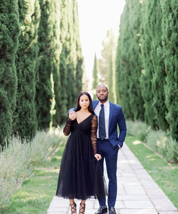 Greystone Mansion - Engagement Session