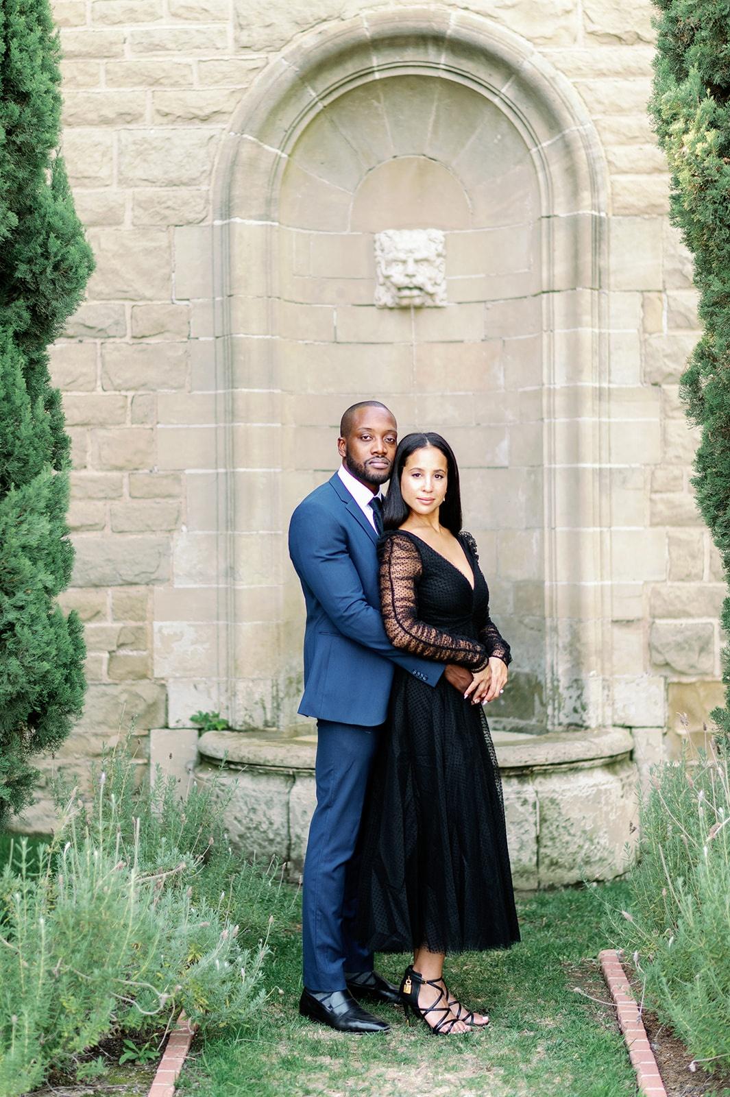 Greystone Mansion - Engagement Session